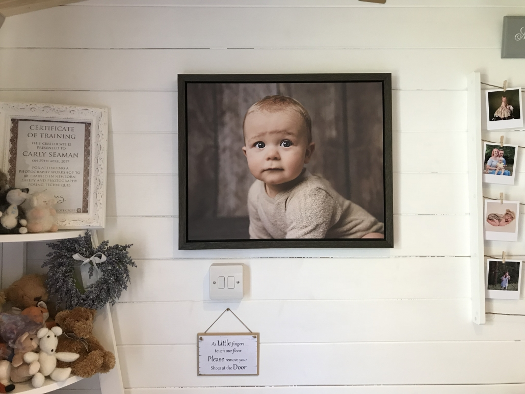 wall art to purchase at little violet photography ipswich