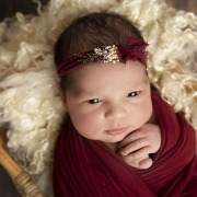 newborn photographer ipswich newborn baby photos ipswich suffolk red christmas