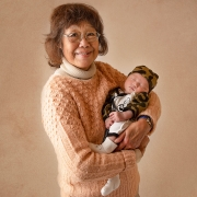 newborn photographer ipswich suffolk great grandma