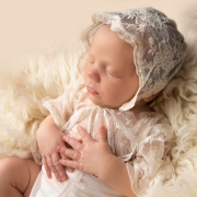 vintage baby newborn photo shoot ipswich